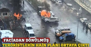 Adliyeye Saldıran teröristlerin hain planları ortaya çıktı