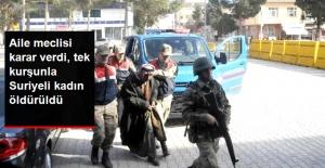 Aile Meclisi Karar Verdi Suriyeli Kadın Kardeşi Tarafından Öldürüldü