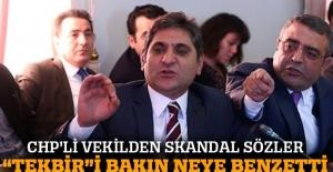 AK Partili vekilin ısırılması sonrası CHP'den bir skandal daha