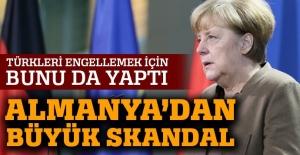 Almanya'dan Türklere yönelik skandal karar