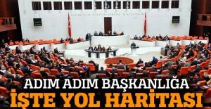 Anayasa değişikliği teklifi Meclis'ten geçti! Gözler Erdoğan'da...