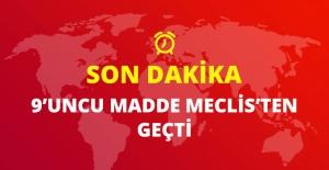 Anayasa Değişikliği Teklifinin 9....