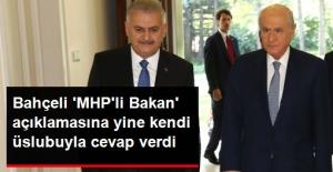 Bahçeli 'MHP'li Bakan' İddialarına Cevap Verdi