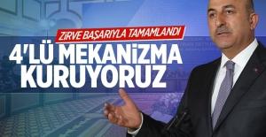 Bakan Çavuşoğlu'ndan Astana açıklaması
