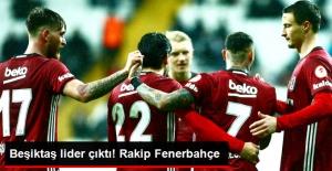 Beşiktaş, Darıca Gençlerbirliği'ni 3-0 Yendi
