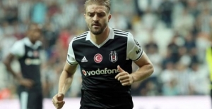 Beşiktaşlı Caner düz koşulara başladı