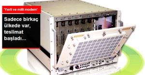 Birkaç Ülkede Olan Uydu Modem Türkiye'de Üretildi