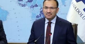 Bozdağ: Türkiye'den İsrail'e ilk ziyaret 7-8 Şubat'ta