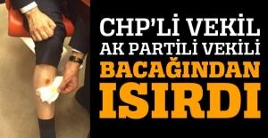CHP#039;li vekil AK Partili vekili...