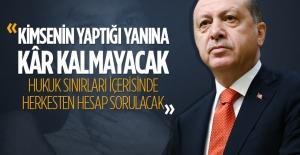 Cumhurbaşkanı Erdoğan'dan Reina saldırganı açıklaması