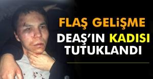 DEAŞ'ın 'Ebu Cihad' kod adlı 'kadısı' tutuklandı