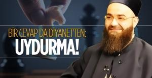 Diyanet'ten Cübbeli Ahmet'e satranç cevabı