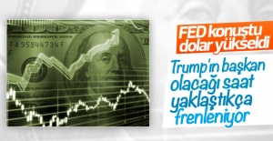 Dolar ABD'deki hızlı faiz artışı sinyalleriyle yükseldi