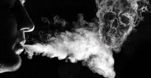 Dünyada 1 milyar 100 milyon kişi sigara içiyor