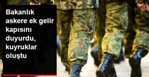 Emekli Askerlere Maaşlı Uygulama Yoğun İlgi Gördü