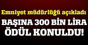 Emniyet Müdürlüğü ve AK Parti saldırganı aranan teröristler listesinde