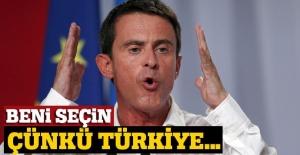 Fransa'da Cumhurbaşkanı adayının Türkiye karşıtlığı
