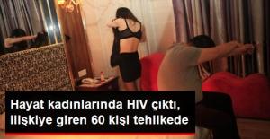 Fuhuştan Yakalanan Kadınlarda HIV ve Frengi Çıktı, 60 Erkek Kontrolden Geçecek