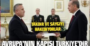 Gabor Kiss: Türkiye, Avrupa'nın kapısıdır