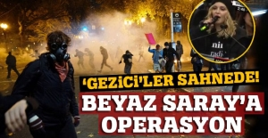 'Gezi'ci CNN'den Beyaz Saray'a operasyon!