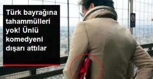 Hayrettin, Eyfel Kulesi'nde Türk Bayrağını Dalgalandıramadı