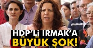 HDP'li Irmak'a 4 yıla kadar hapis istemi