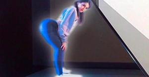 Hologram porno dönemi başlıyor!