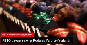 HSYK 16 Savcının Yerini Değiştirdi, FETÖ Davasının Savcısı Yargıtay'a Atandı