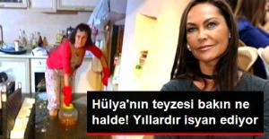 Hülya Avşar'ın Teyzesinin Evi Sular Altında Kaldı, 9 Yıldır İsyan Ediyor