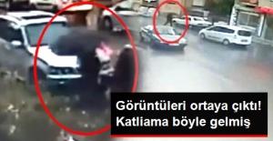 İzmir'de Aynı Aileden 4 Kişiyi Öldüren Şüpheli Katliama Şemsiyeyle Gelmiş