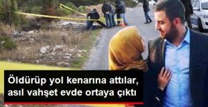 İzmir'de Vahşet! Öldürüp Yol Kenarına Attılar