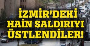 İzmir'deki terör saldırısını TAK üstlendi