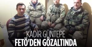 Kadir Güntepe FETÖ'den gözaltına alındı