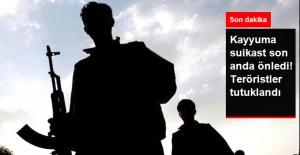 Kayyuma Suikast Hazırlığı Yapan PKK'lı Yakalandı!