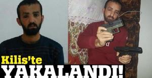 Kilis'te, DEAŞ'ın keskin nişancısı yakalandı
