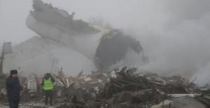 Kırgızistan'da düşen uçakta ölü sayısı 38'e yükseldi