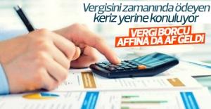 Meclis'te vergi borçlarını ödeyemeyenler için yeni önerge