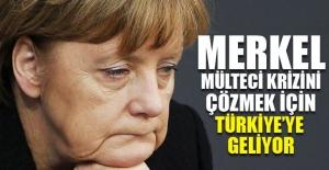 Merkel Türkiye'yi ziyaret edecek
