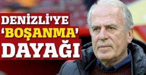 Mustafa Denizli'ye boşanma dayağı!