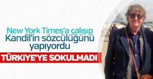 New York Times muhabiri Rod Nordland Türkiye'ye alınmadı