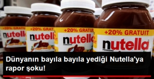 Nutella, Kanser İddiaları Sonrası...
