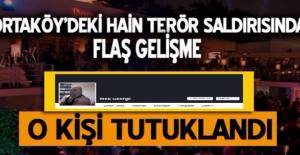 Ortaköy'deki terör saldırısında yeni gelişme!