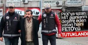 PKK ile görüşen FETÖ imamı tutuklandı