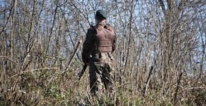 PKK'nın o bölgede en büyük sığınağı imha edildi!
