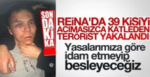Reina saldırganı İstanbul#039;da...
