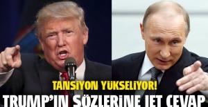Rusya'dan Trump'a: Önce sonuçlarını düşünün