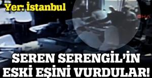 Seren Serengil'in eski eşine silahlı saldırı