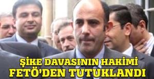 Şike davası'nın FETÖ'den aranan hakimi Mehmet Ekinci tutuklandı