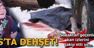Sivas'ta dehşet! 5 çocuk annesi kadına 12 bıçak darbesi! yakınları sinir krizi geçirdi