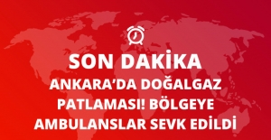 Son Dakika! Ankara Çankaya#039;da...